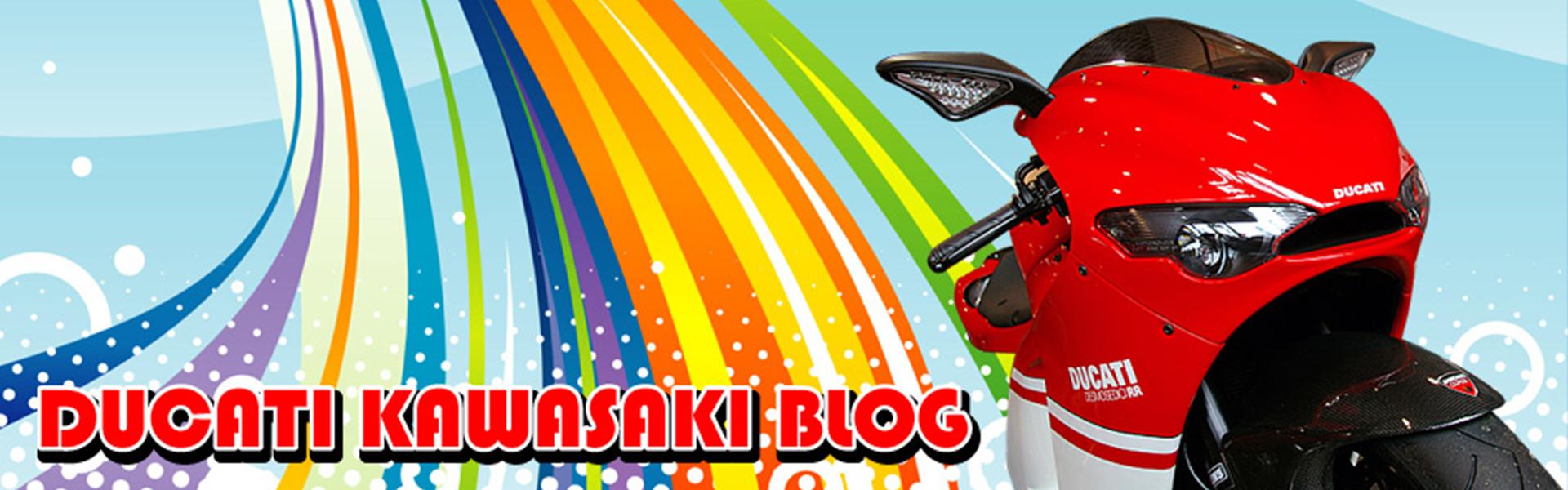 Ducati Kawasaki Blog