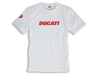 ショートシャツDucatiana2白_2