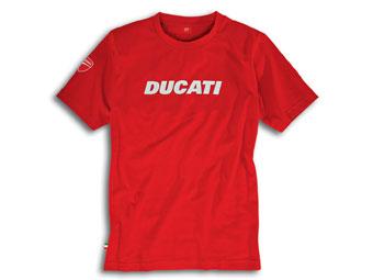 ショートシャツDucatiana2赤_2