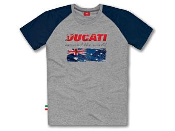 ショートシャツFlagAustralia_2
