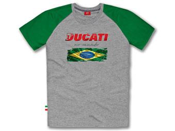ショートシャツFlagBrasil_2