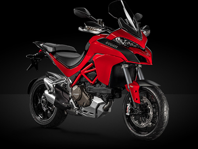 Ride the Red:New Multistrada1200S Test Ride WeeK